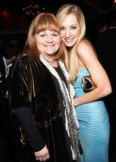 Actresses Lesley Nicol and Joanne Froggatt attend Audi celebrates Golden Globes Week 2015 at Cecconi's Restaurant on January 8, 2015 in Los Angeles, California.