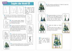 Pas à Pas – Ecole des Juliettes Triangles, Art Mat, Projects To Try, Diagram, Bullet Journal, Juliette, Voici, School, Activities