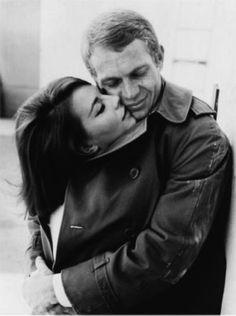 Natalie Wood & Steve McQueen