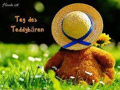 Heute ist Tag des Teddybär #Heute #Tag #Welttag #Today #Day #SpecialDay #Worldday