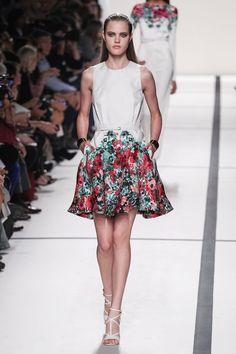 Elie Saab - París Fashion Week Primavera Verano 2014