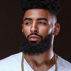 23 Black Men Beards - Top Beard Styles For Black Guys ...