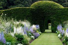 HIS: Английские сады давно стали эталоном. Они прекрасны в любое время года. Но особенно – весной, когда все вокруг зеленеет, расцветает и благоухает. Пойдемте на прогулку?