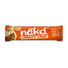 Treat yourself to a Nākd carrot cake bar while you're on the go, nutritious dates and tasty raisins merge together to create a delectable cakey consistency. Carrot Cake Bars, Homemade Carrot Cake, Low Sugar Snacks, Fruit And Nut Bars, Healthy Snacks To Buy, Lemon Bars, Just In Case, Dairy Free, Carrots