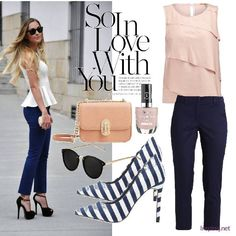 Letnie buty w paski Summer Outfits, Polyvore, Ideas, Fashion, Moda, Fashion Styles, Outfit Summer, Fashion Illustrations, Thoughts