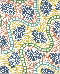 Creative Haven Mosaics: Designs with a Splash of Color By: Jessica Mazurkiewicz - from Dover Publications COLORING PAGE 1