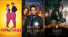 15 phim chiếu rạp Việt Nam trong tháng 12