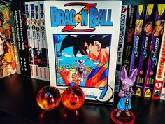 Reposting @anxgamecast: Lets get back to #DragonballZ for #MangaMonday. In volume 7...The #GinyuForce! ______________________________ #DBZ #Goku #SonGoku #Frieza #ShonenJump #Beerus #LordBeerus #Manga #ShonenJumpManga #Viz #VizGraphicNovel #RetroCollective #VizMedia #RetroCollector #RetroGameRoom #RetroGaming #RetroGamer #Gamer #InstaGamer #UltimateGamer #ANXGC