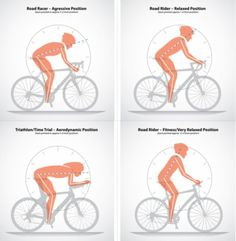 are different types of road bikes for different cycling purposes. The good people at have produced this useful infographic explaining four types of road bikes. Cycling Tips, Road Cycling, Cycling Quotes, Cycling Motivation, Freetime Activities, Bike Mtb, Bike Poster, Road Bike Women, Bike Seat