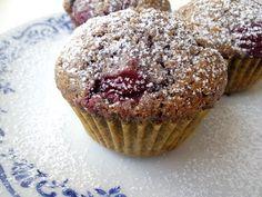 Obľúbené recepty: Višňovo-makové muffiny
