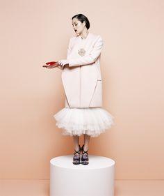 Marion Cotillard by Peter Hapak