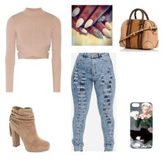 """""""wanna be yo everything please dont tell me no"""" by august-baee on Polyvore featuring Jonathan Simkhai and Jessica Simpson"""
