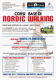 corsi nordic walking cammino a mazzano brescia