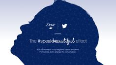 Dove and Twitter Built a Tool to Measure How Positive or Negative Your Tweets Are | Adweek