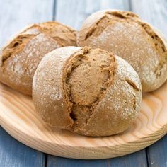 Spelt rolls are not only incredibly tasty, but also relatively easy to make. Perfect for all who want to do without wheat flour. Lunch Recipes, Baby Food Recipes, Different Vegetables, Vegetable Drinks, Teriyaki Chicken, Healthy Eating Tips, Granola, Food Inspiration, Good Food