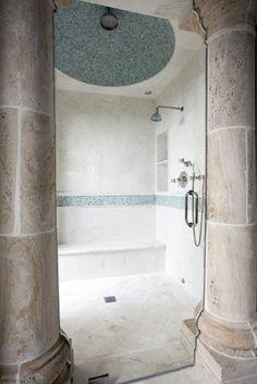 Love this steam shower