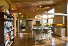 ⌂ The Container Home ⌂ Whidbey Island 1,400 sq ft FabCab