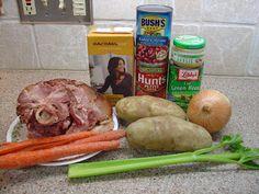 I Can't Believe I Made That!: Crock-Pot Ham Bone Soup