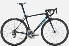 Giant TCR Advanced SL 0 http://www.bicycling.com/bikes-gear/recommended/16-for-2016-the-best-new-road-bikes-of-2016/slide/3