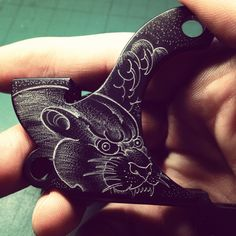 beautiful - custom tattoo machines