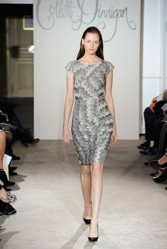Collette Dinnigan Fall 2013 Ready-to-Wear Collection