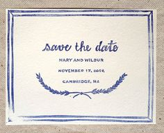 Tutorial | Save The Date - Casando Sem Grana