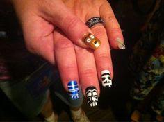 Star Wars nails!