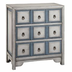 Stein World Adley 3 Drawer Chest & Reviews | Wayfair