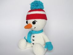 Hey, I found this really awesome Etsy listing at https://www.etsy.com/uk/listing/477017661/snowman-amigurumi-crochet-pattern-pdf-e