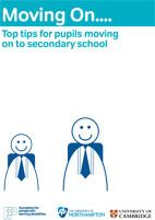 Moving On guide for children with special educational needs making the transition from primary to secondary education
