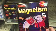 Necessary for 4th edition book on Magnetism!!