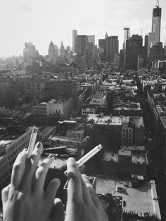 cigarette skyline