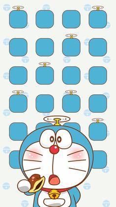 主题套图动漫手绘个性创意萌宠人物卡通唯美清新文字控Q图版本简约时尚布艺原创 Doraemon Wallpapers, Anime Backgrounds Wallpapers, Cute Cartoon Wallpapers, Kaws Iphone Wallpaper, Phone Wallpaper Images, App Wallpaper, Doremon Cartoon, Iphone Cartoon, Tema Iphone