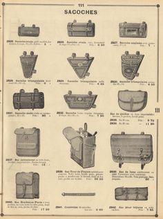 Formes et types de sacs