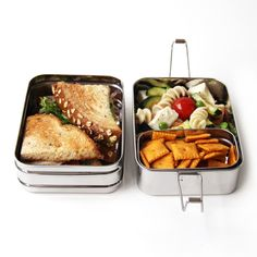 Three in One Nesting Bento Box BeHomeWell