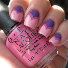 missjenfabulous valentine nails