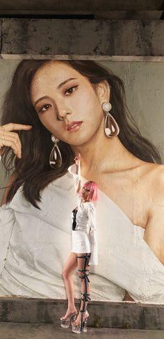 Kim Jennie, Melanie Martinez, Blackpink Photos, Pictures, Ariana Grande Photoshoot, Kim Jisoo, Blackpink Video, Black Pink Kpop, Blackpink Fashion