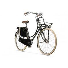 BATAVUS Hollandrad Old Dutch plus 3 Gang, Freilauf, schwarz