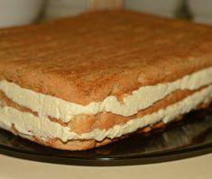 prajitura cu nuca inainte de servire Cake Recipes, Dessert Recipes, Desserts, Sweet Tarts, Food Cakes, Mcdonalds, Goodies, Food And Drink, Ice Cream