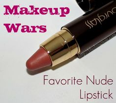 Makeup Wars – My Favorite Nude Lipstick feat. Hourglass Femme Nude Lip Stylo http://blushingnoir.com/2014/05/makeup-wars-favorite-nude-lipstick-feat-hourglass-femme-nude-lip-stylo/ #MakeupCafe