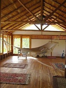 Relaxation, meditation, and writing space! Dream house addition for sure!