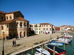 Murano, Italy by Laura Gurton, via Flickr