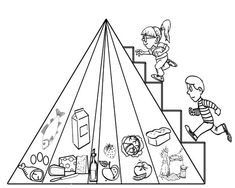 Food Pyramid Coloring Page Luxury Two Kids Stepping Food Pyramid Coloring Pages Fox Coloring Page, Mickey Mouse Coloring Pages, Disney Coloring Pages, Animal Coloring Pages, Coloring Pages To Print, Free Coloring, Coloring Pages For Kids, Coloring Sheets, Happy Birthday Coloring Pages