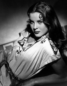 Jean Peters (1957)  | #Hollywood #film #photography #sexy #vintage