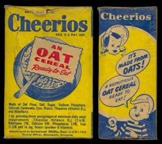 classic 1940 cereal ads - Google Search