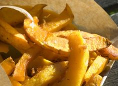 www.rustica.fr - Frites de potiron