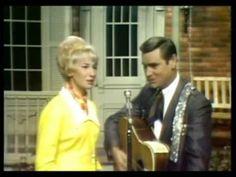 George Jones and Tammy Wynette - Milwaukee Here I Come  #music #GeorgeJones #CountryMusic