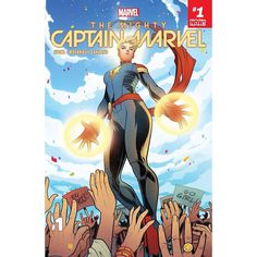 The Mighty Captain Marvel (2016-) #1 Written by Margaret Stohl Art by Ramon Rosanas Cover by Elizabeth Torque The Greatest. That's what they call her. Carol Danvers has been to the depths of outer space and back but that still hasn't prepared her for her newfound status of biggest super hero ever. Yaas Queen! Danvers may not like the crown she's wearing but boy does it look good on her. Just watch out for the thorns it comes withforces trying to take down everything Carol has built. Carol…