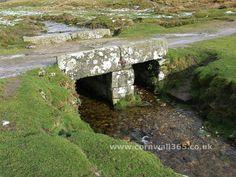 Old Bridge - Bodmin Moor Cornwall Photo Photograph