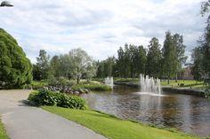 Sunti, Kokkola. Suomi. Hometown during college studies.